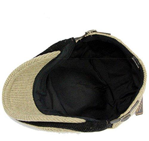 hombre edad caliente Sombreros caps Beret Halloween de marrón Beige beanie sombreros de avance mediana tejidos sombrero tapas sombreros Navidad MASTER tapas SPwqzf0z