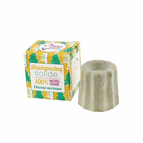 Lamazuna Solide Shampoo Bar for Normal Hair
