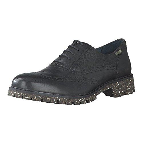 Pikolinos Pour Homme À Ville De Lacets Noir Chaussures xxqp61S