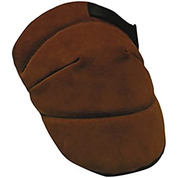 Allegro Industries 6991 Leather Knee Pad, One Size, Tan