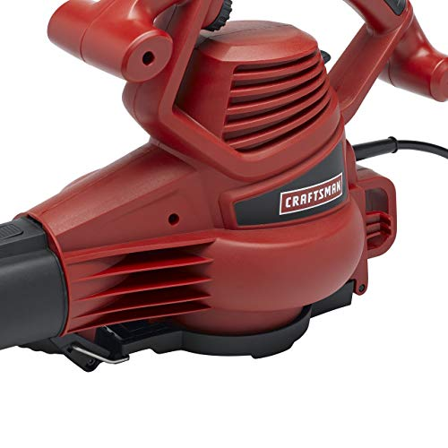 عروض CRAFTSMAN CMEBL700 12-Amp Electric Leaf Blower