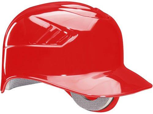 Rawlings Pro Batting Helmet (Scarlet, 7 3/8)
