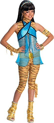 Monster High Cleo de Nile Costume - One Color - Small