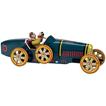 Amazon Com Schylling Bugatti T 35 Ducati Race Car Toys Games