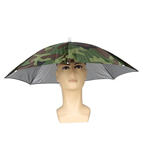 System Collections Generic Queue System String Fishing - Foldable Sun Umbrella Fishing Hiking Camping Headwear Cap Head Hats Outdoor - Chapiter Capital Pileus Comprehensive Ceiling - 1PCs