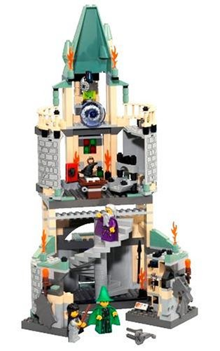 LEGO (LEGO) Harry Potter Dumbledore of the principal's office 4729