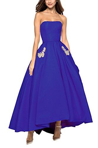 high low corset dress - 7