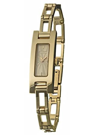 e4503df4f3a Amazon.com  Gucci 3905 18k Yellow Gold Ladies Watch YA039528  Watches