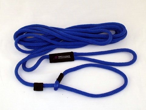 Soft Lines PSW20850PACIFICBLUE Floating Dog Swim Slip Leashes 0.5 in. Diameter by 50 Ft. - Pacific Bllue