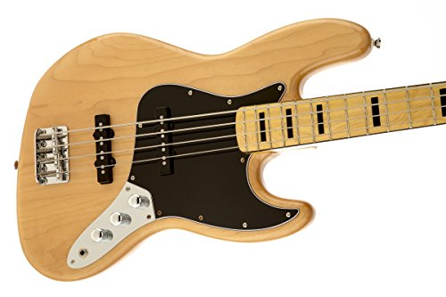 Squier by Fender 306702521 Vintage Modified Jazz Bass '70s, Natural by Fender (Image #3)