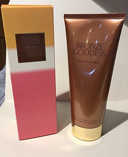 Estee Lauder Bronze Goddess Exfoliating Body Cleanser, 6.7 o