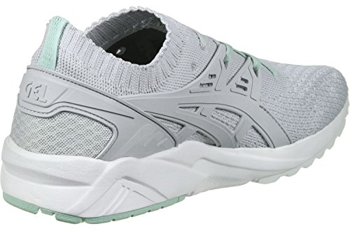 Gel Kayano Tiger Asics W Trainer Knit Chaussures Gris ZqgqU5wx