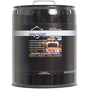 5 Gal Armor Ar500 High Gloss Solvent Based Acrylic