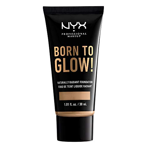 NYX PROFESSIONAL MAKEUP Born To Glow Naturally Radiant Foundation - Buff