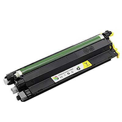 Caire Compatible Dell 331-8434 TWR5P 59J78 Drum unit for Use in Dell C2660dn Dell C2665dnf Dell C3760n Dell C3760dn Dell C3765dnf printer (C3760D: Y)