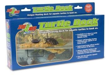 (2 Pack Turtle Dock - Small 11.25 X 5 (Catalog Category: Small Animal /)
