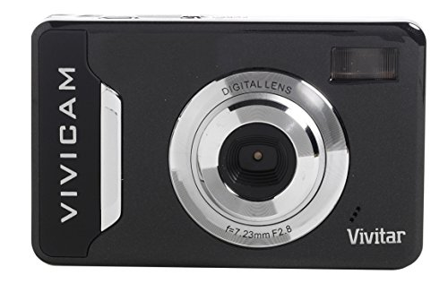Sakar Vivitar 7.1 Megapixel Digital Camera (Black) - Styl...