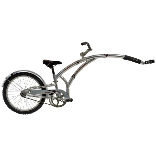 "Adams Trail-A-Bike Original Alloy Folder One - 20"", Metal..."