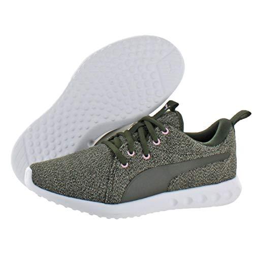 For X 2 Femme Puma En Tricot Chaussures Vert Carson Pour xgwzFXwqp