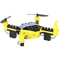Goolsky Flytec T11 2.4G 4CH Drone 3D flip Headless Mode DIY Building Block RC Quadcopter