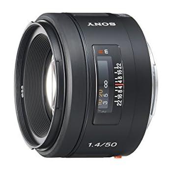 sony 50mm 1 4. sony 50mm f/1.4 lens for alpha digital slr camera 1 4