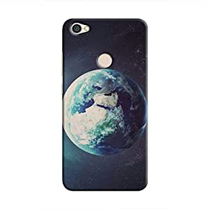 Cover It Up - Blue World Redmi Y1 Hard Case