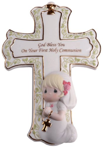 First Holy Communion Girl Wall Cross ()