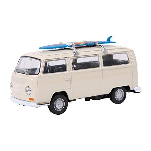 Legler 9324 - Modellauto Volkswagen Bus T2 mit Surfbrett