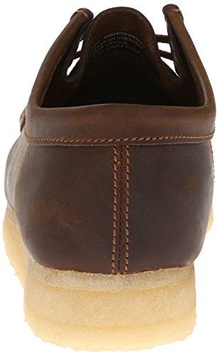 Clarks Wallabee scarpe Beeswax