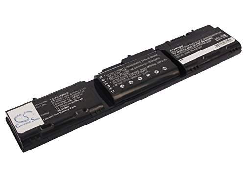 Pearanett 4400mAh/48.84Wh Battery Compatible with Acer Aspire 1820