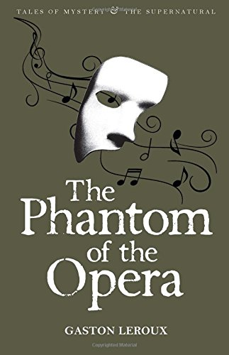 Leroux Peach - Phantom of the Opera (Tales of Mystery & the Supernatural)