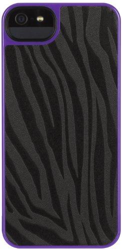 Griffin GB35519 Back Case - Trend - Moxy - Apple iPhone 5/5S/5SE - Schwarz/Lila