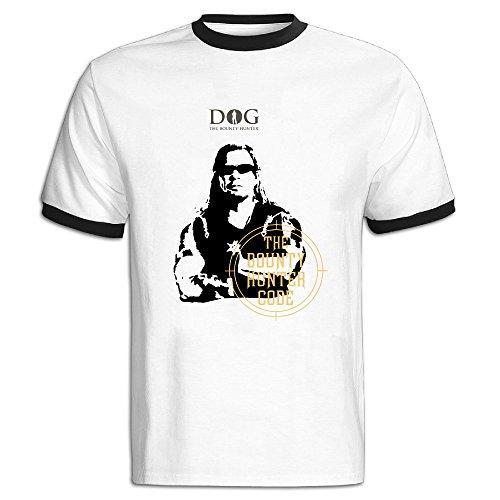 Bounty Hunter Color Blocking Short Tshirt T Shirts Comfortable Man