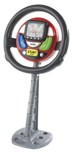 Casdon Sat Nav Steering Wheel (Kids Driving)