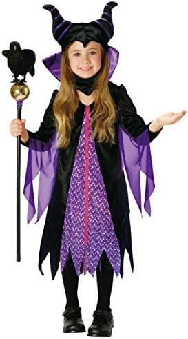Disney Sleeping Beauty Maleficent Child Costume (Small) [並行輸入品]