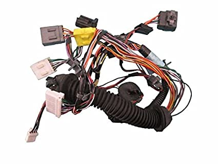 Wondrous Amazon Com Door Wire Wiring Harness Rear Left Driver Side Land Wiring Digital Resources Sapebecompassionincorg