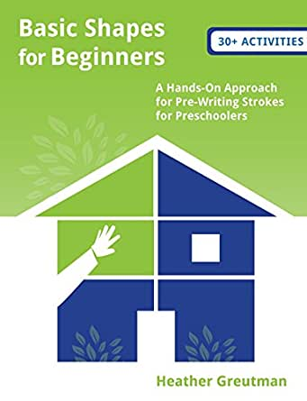 Amazon.com: Basic Shapes for Beginners: A Hands-On Approach to Pre ...