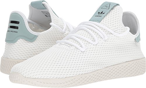 Adidas Originals Heren Pharrell Williams Menselijk Ras Wit / Wit / Groen 6 D Ons