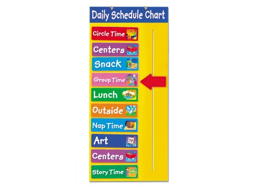 Lakeshore What Will We Do Today? Schedule Chart