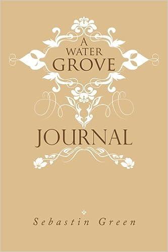 A Water Grove Journal