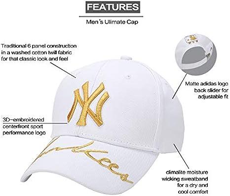 XUNQIARS Unisex Gorra de b/éisbol Vintage Algod/ón Ajustable Transpirable Do Old Hat