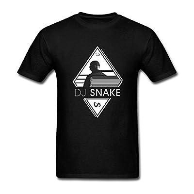Dotion Men's DJ Snake At Echostage Design T Shirt