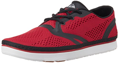 Herren Black AG47 Quiksilver Herren Amphibian Shoes Rouge White Sneakers Red BUq7dvS
