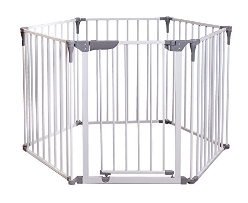 Dreambaby Royale Converta 3 in 1 Play-Yard, Fireplace Guard, and Wide Barrier Gate (Play Place)