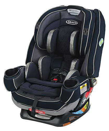 Graco 4Ever Extend2Fit Platinum Convertible Car Seat, Ottlie