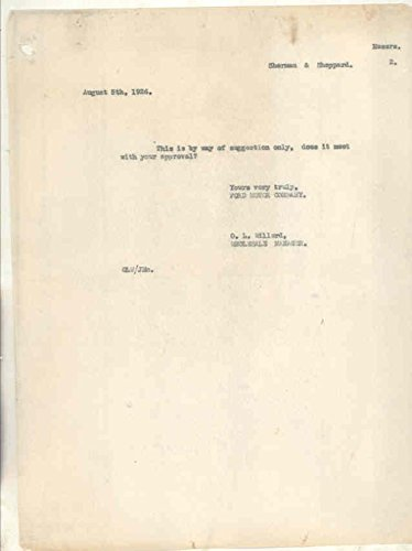 1927 Ford Fordson Tractor Havana Cuba Factory Sales Report Chaparra - Ford Havana