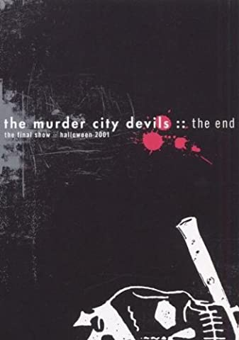 Murder City Devils - Final Show: Halloween 2001 (Heavy Metal Band Murder)