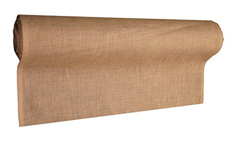 Linen 40 Inch Wide Natural Burlap product image