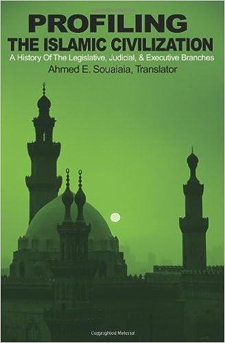 http://www.amazon.com/Profiling-Islamic-Civilization-Legislative-Executive/dp/0595201970?tag=a0645739-20