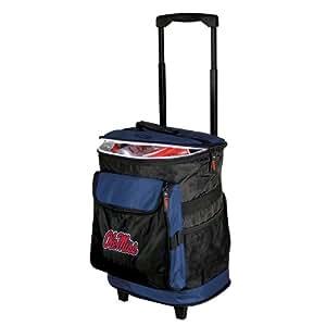 Brand New Mississippi Rebels NCAA Rolling Cooler